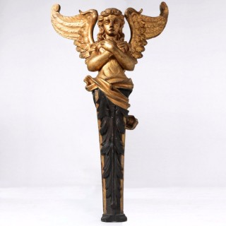 Carved Angel Corbel
