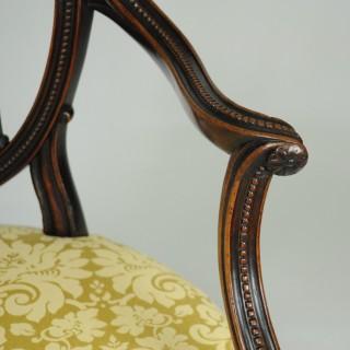 Pair of Adam Arm Chairs