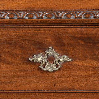 George III Period Gentleman's Linen Press