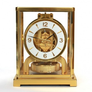 Swiss Atmos Clock by Jaeger le Coultre