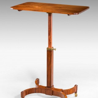 Regency Period Reading and Writing Table