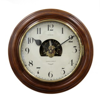 Eureka Wall Clock