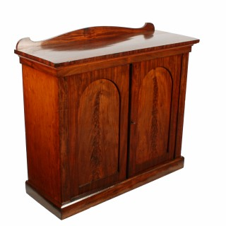 19th Century Mahogany Cabinet Sideboard