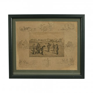 Royal And Ancient St. Andrews Golf Print