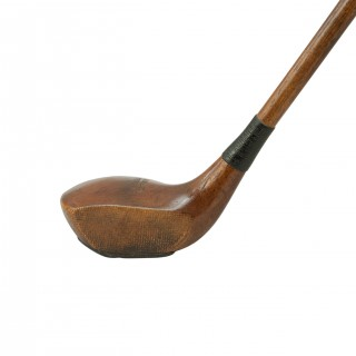 Hickory Golf Club, Driver By Gibson & Son, Westward Ho