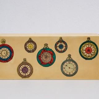 Fornasetti pocket watches design box
