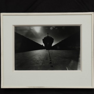 Group of 7 original photographs by Karl Lagerfeld