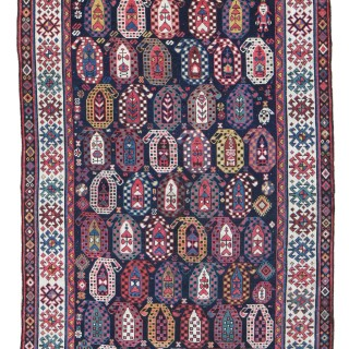 Antique Gendje rug, Caucasus