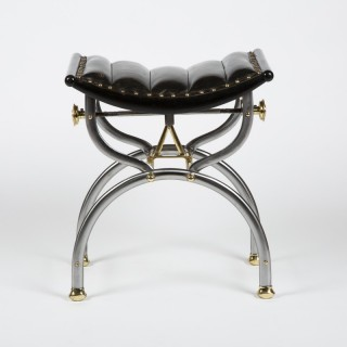 STOOL BY HARE & SONS