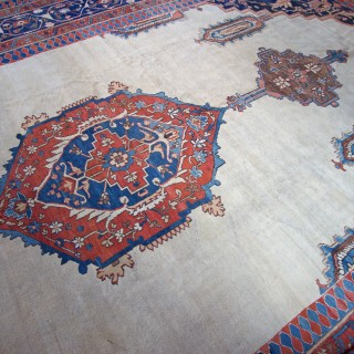 Antique Bakshaish carpet