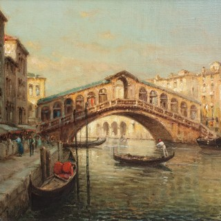 Venice (A Pair)