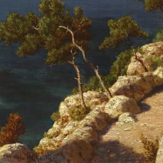Ivan Ferorovich Choultse - Capri