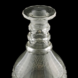 Rare Georgian Magnum Decanter