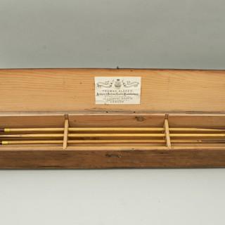 Thomas Aldred Archery Box With Arrows