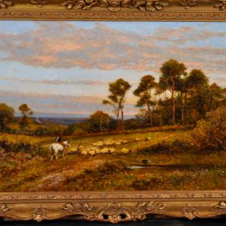 Alfred Augustus Glendenning Snr fl 1861-1903