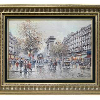 'The Petit Arc de Triomphe