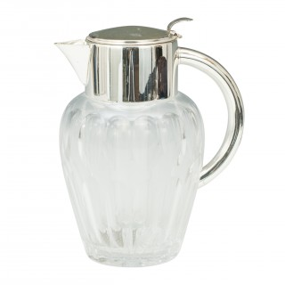 German Lemonade Jug With Cooler