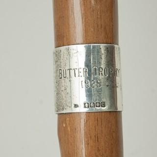 Antique Curling Brush, Broom, Curling Besom