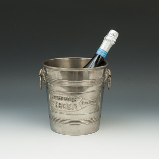 Vintage Mercier Champagne Bucket