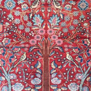 Rare Antique Bidjar rug