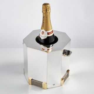 Mid-20th Century Wine Cooler by Gucci, circa 1970