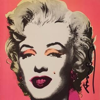 Marilyn Invitation, 1981