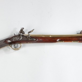 Late 18th century Blundebus by P. Bond