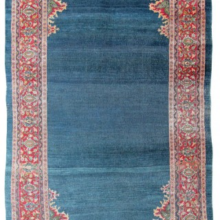 Rare Antique Ziegler rug
