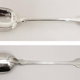 Antique Silver Spoon