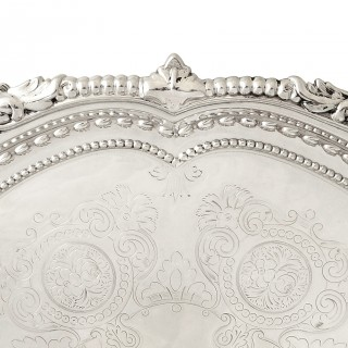 Antique Victorian Sterling Silver 12