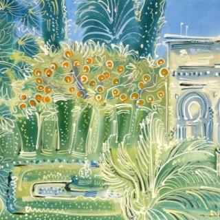 Garden of the Vestal Virgins, Rome
