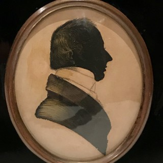 George III Silhouette