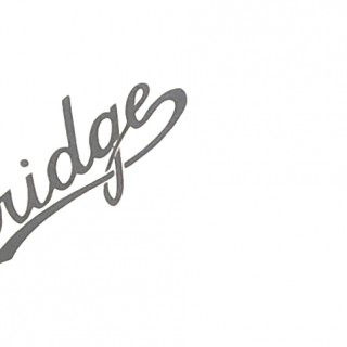 Antique Sterling Silver Bridge / Card 8