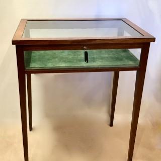 Edwardian Bijouterie Table