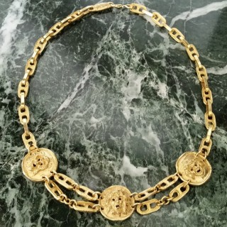 Nino D'Antonio Germano 18ct gold necklace c.1960's