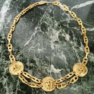 Nino D'Antonio Germano 18ct gold necklace c.1960's