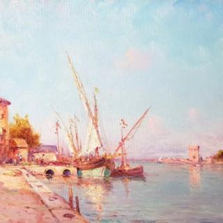A Mediterranean Harbour