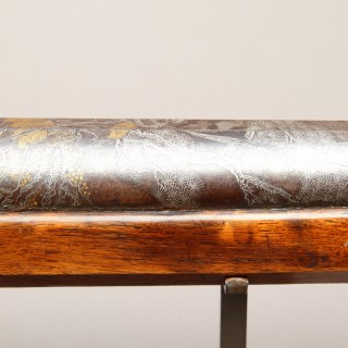 Fine Massive Japanese Hand Canon 'Ozutsu Teppo' of the Tazuke-Ryu School
