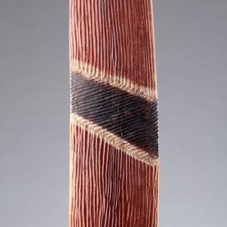 Australian Aboriginal Western Desert Parrying Shield 'Wunda'