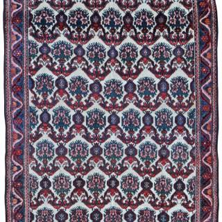 Antique Baktiari rug