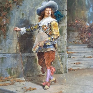 A Dandy Cavalier