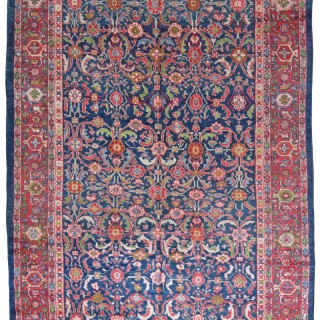 Antique Ziegler-Mahal carpet