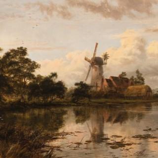 A Suffolk Mill