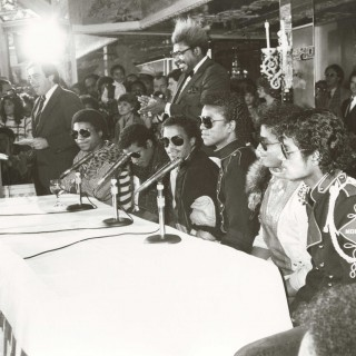 The Jacksons and Don King