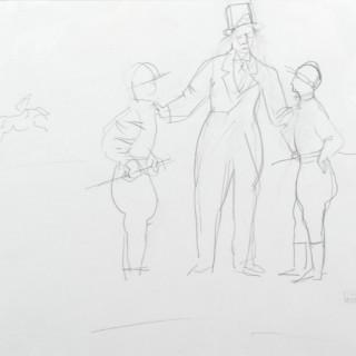 Turfistes et Jockeys