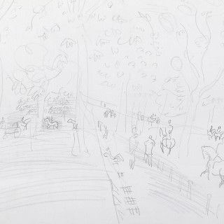 La Promenade au Bois de Boulogne