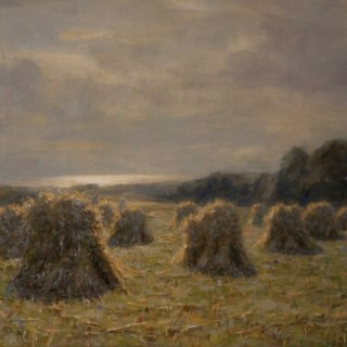Harvest Time in Ayrshire