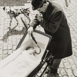 Norman Parkinson (1913-1990) Vintage gelatin silver photograph 1957