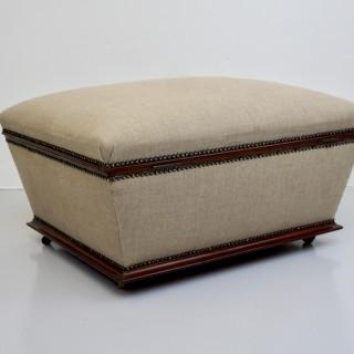 Box Ottoman