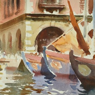 Fishing Boats, Italy